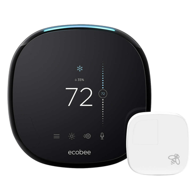 Ecobee 4 Smart Thermostat with room sensor