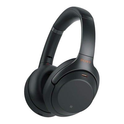 Sony WH-1000XM3 Wireless Noise Canceling Headphones (Refurbished)