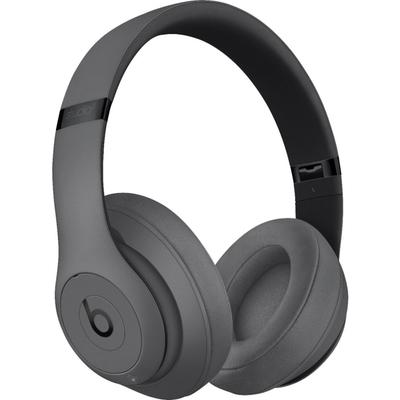 Beats Studio3 Bluetooth noise-cancelling headphones gray desert sand