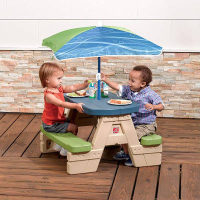This discounted Step2 Kids Picnic Table is perfect for summer