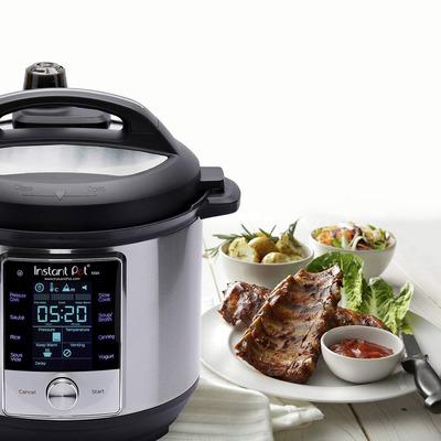Instant Pot Max 6-Quart Multi-Use Pressure Cooker