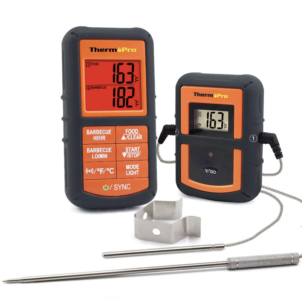Grab a ThermoPro meat thermometer for as low as $17 during these Prime Day Lightning deals