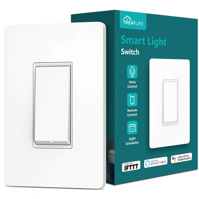 Treatlife Smart Wi-Fi Light Switch