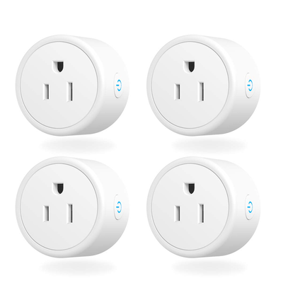 Aoycocr Mini Smart Plug (4-pack)