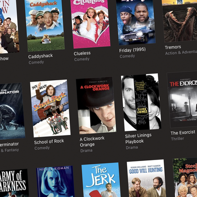 $5 digital HD film sale at iTunes