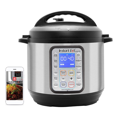 Instant Pot Smart Wi-Fi 6-Quart Multi-use Pressure Cooker
