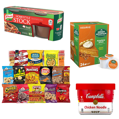 Amazon Grocery Fall Favorites