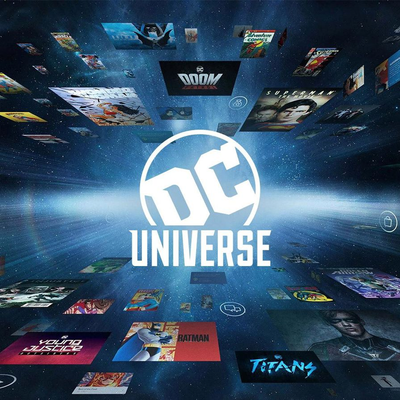 DC Universe 1-year Subscription