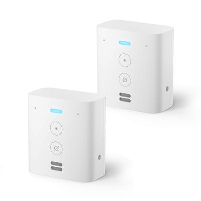 Amazon Echo Flex mini smart speaker (2-pack)