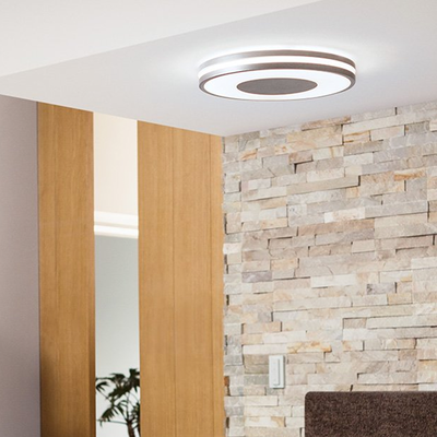Start controlling this Philips Hue Flushmount ceiling light with your phone at 25% off