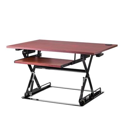 Halter ED-257 Preassembled Height Adjustable Sit/Stand desktop