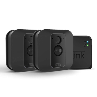 Blink XT2 Outdoor/Indoor Wireless Smart Security 2-Camera Kit