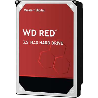 WD Red 4TB 5400RPM internal hard drive