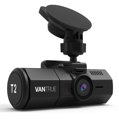 Vantrue T2 24/7 recording 1080p dash cam