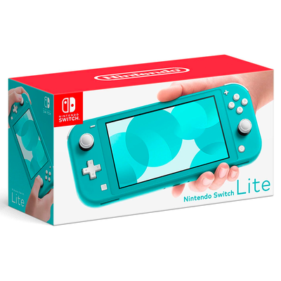 Nintendo Switch Lite with $20 Amazon credit