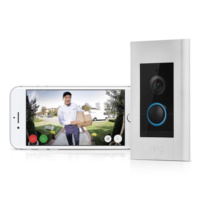 Ring Video Doorbell Elite (Certified Refurbished)