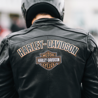 Gear up for the ride with 35% off Harley-Davidson clothing today only