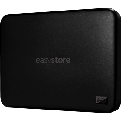 WD Easystore 1TB external portable hard drive