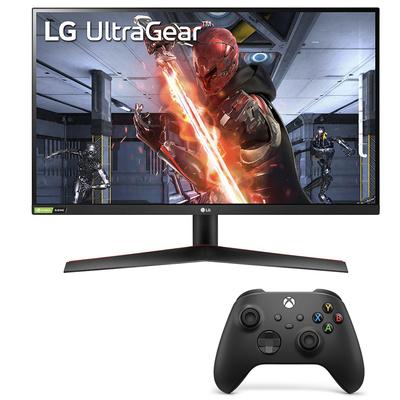 LG 27GN800-B 27-inch UltraGear 1440p gaming monitor