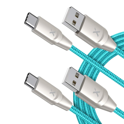 Xcentz USB-C to USB-A Cable (2-pack)