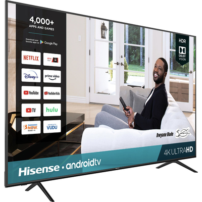 Hisense H65 Series 75-inch 4K smart Android TV