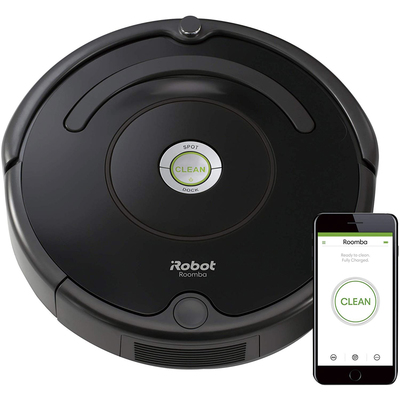 iRobot Roomba 675 self-charging Wi-Fi robot vacuum cleaner