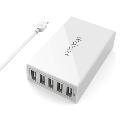 Dodocool 40W 5-Port USB Charging Station