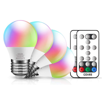 Govee Color Changing Light Bulb (4-pack)