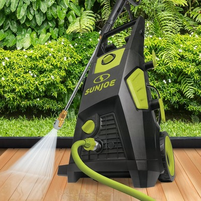 Wash away the grime with up to 40% off this Sun Joe electric pressure washer and accessories