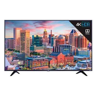 Get back to binge-watching with TCL's 43-inch 4K UHD 5 Series Roku TV for $200 today only