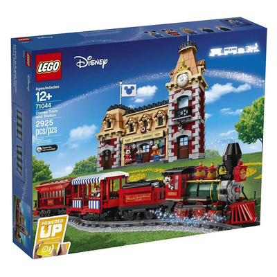 LEGO Disney Train and Station with free bonus gift