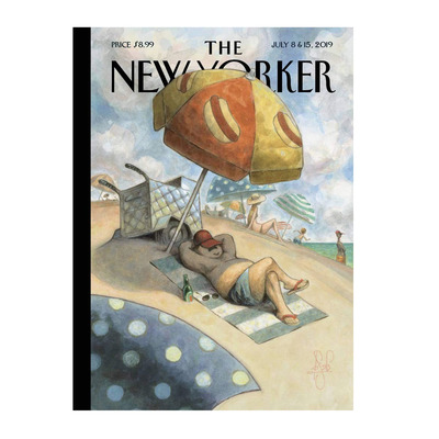 The New Yorker (4-Month Subscription)
