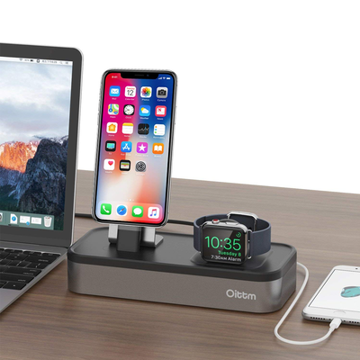 Oittm Charging Stand for iOS devices and Apple Watch