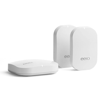 Amazon Eero Pro mesh WiFi system bundle