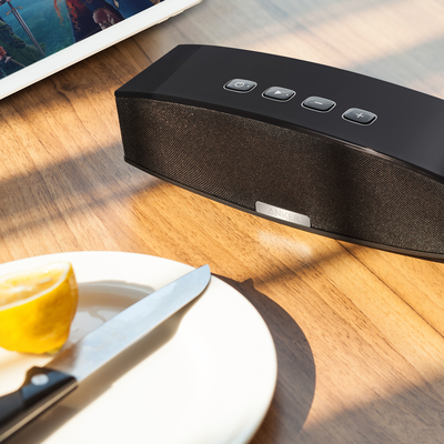 Rock out anywhere with Anker's Premium Stereo Portable Bluetooth Speaker at 40% off