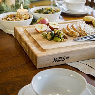Invest in your cooking by saving up to 30% on John Boos cutting boards and board oil today