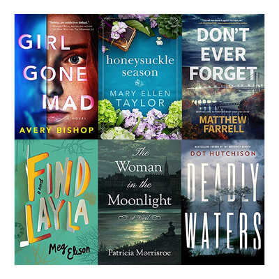 Amazon First Reads for August