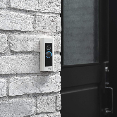 Save on a Ring Video Doorbell Pro or Spotlight Cam with up to $100 off refurbished models