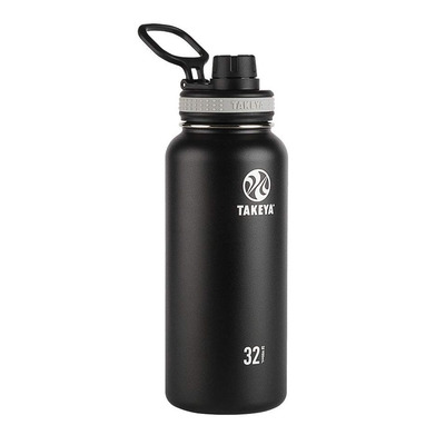 This 32-ounce Takeya insulated water bottle is down to just $15