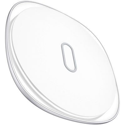 Kuulaa USB-C Qi wireless charging pad white