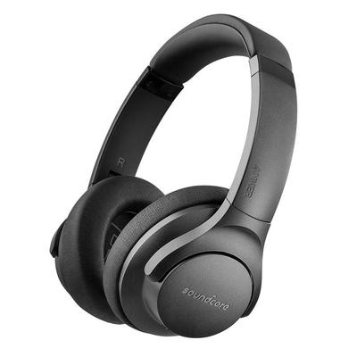 Anker Soundcore Life 2 active noise-canceling Bluetooth headphones