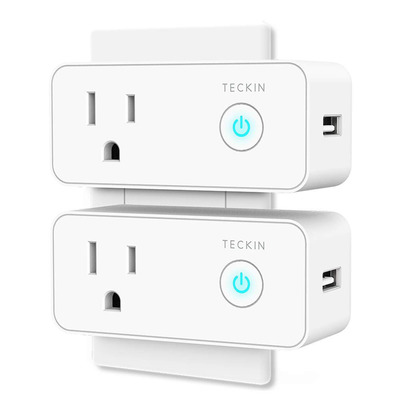Teckin Mini Smart Socket 2-Pack