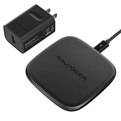 RAVPower HyperAir 10W Qi fast wireless charging pad