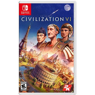 Sid Meier Civilization VI (Nintendo Switch)