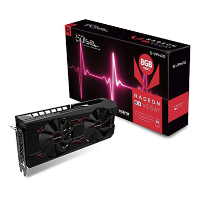 Upgrade your graphics card with Sapphire's Radeon Pulse RX Vega 56 on sale for $300