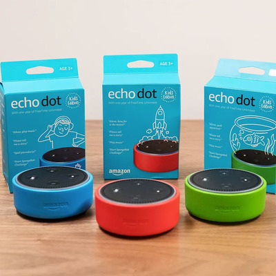 Sign up for Prime Book Box and score an Echo Dot Kids Edition for just $1