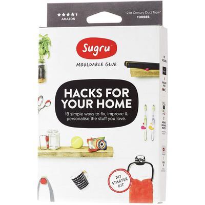 Sugru moldable glue Hacks For Your Home DIY starter kit