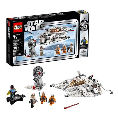 Lego Star Wars: The Empire Strikes Back Snowspeeder 20th Anniversary Edition Kit