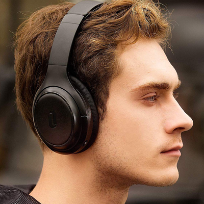 Block out the noise with TaoTronics wireless active noise-cancelling headphones on sale from $40