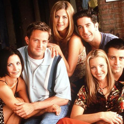 Friends (Seasons 1-10)
